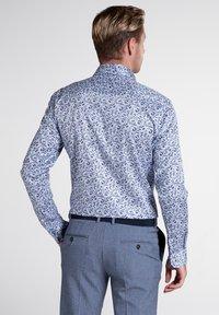 Eterna - SLIM FIT - Shirt - light blue - 1