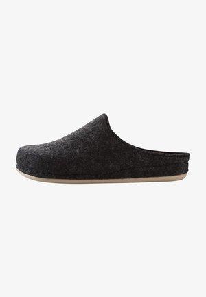 Slippers - darkgrey