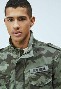 Pepe Jeans - Summer jacket - waldgrün - 3