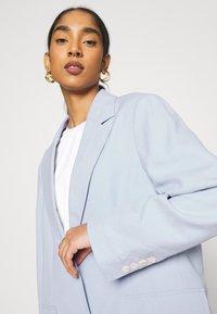 EDITED - JUNE - Short coat - blau - 3
