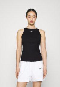 Nike Sportswear - TANK - Top - black/white - 0