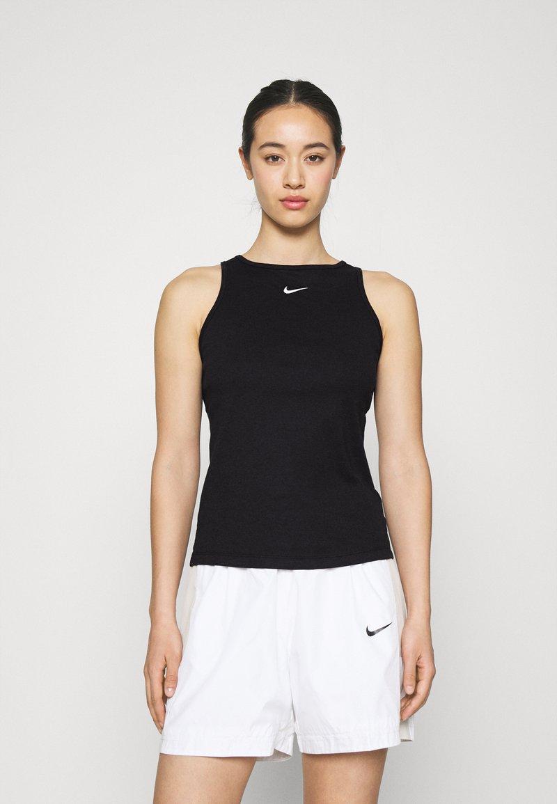 Nike Sportswear - TANK - Top - black/white
