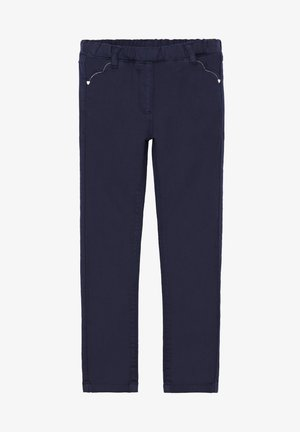 NAVY - Trousers - blue