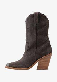 Bronx - NEW KOLE - High heeled boots - asphalt - 1