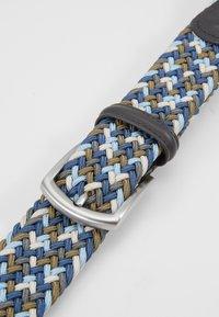 Anderson's - STRECH BELT UNISEX - Braided belt - multicolor - 5