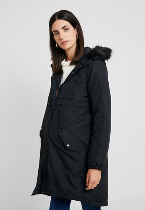 MLJESSIE NEW COAT - Parka - black/black