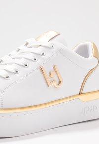 Liu Jo Jeans - SILVIA - Trainers - white - 2