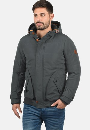 POLYUS - Winter jacket - ebony grey