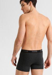 Puma - BASIC 2 PACK - Pants - black - 1