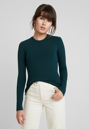 GINGER LONGSLEEVE - Long sleeved top - dark green