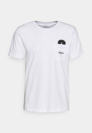 PEEK - Print T-shirt - white