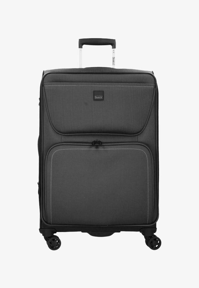 BENDIGO - Wheeled suitcase - black