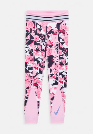 ONE - Legging - pink/royal pulse