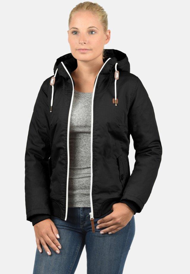 TILLA - Light jacket - black