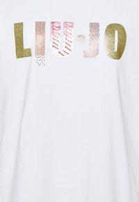 Liu Jo Jeans - Print T-shirt - bianco - 4