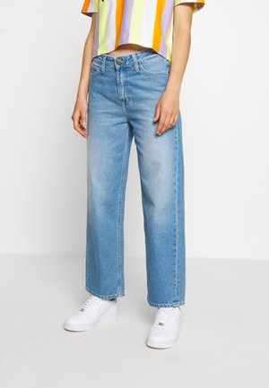 WIDE LEG - Jeansy Relaxed Fit - worn callie