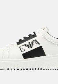 Emporio Armani - Trainers - white - 6