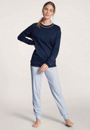 Pyjama set - peacoat blue