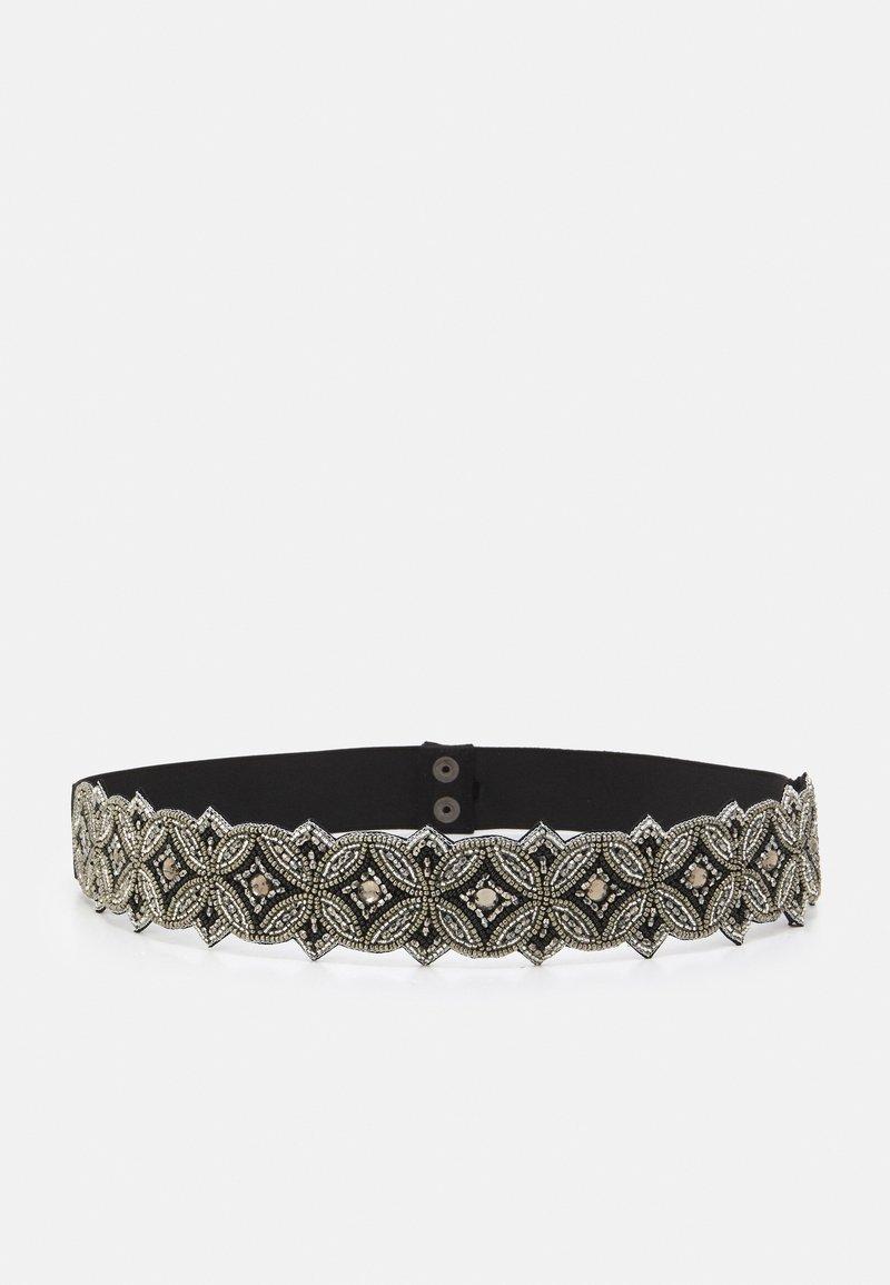 NAF NAF - SINNDY - Waist belt - noir