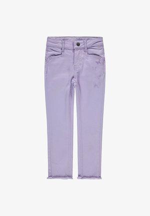 Straight leg jeans - lavender