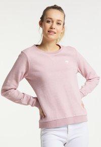 Schmuddelwedda - Sweatshirt - rosa melange - 0