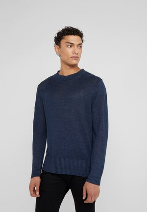 VINCENT - Jumper - navy