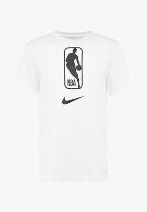 NBA DRY TEE - Print T-shirt - white