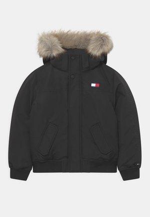 TECH JACKET - Winter jacket - black