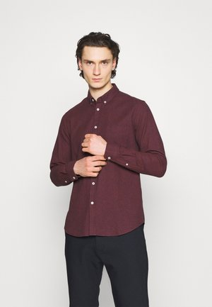 LIAM - Košile - brandy brown