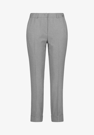 Trousers - frost grey melange