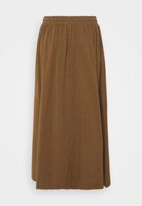 Max Mara Leisure - RADAR - A-line skirt - gold grun braun - 1