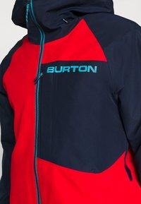 Burton - GORE RDIAL - Kurtka snowboardowa - blue - 5
