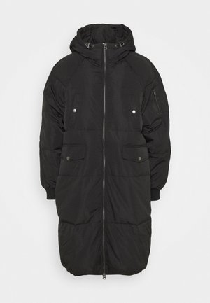 IHBUNALA - Down coat - black