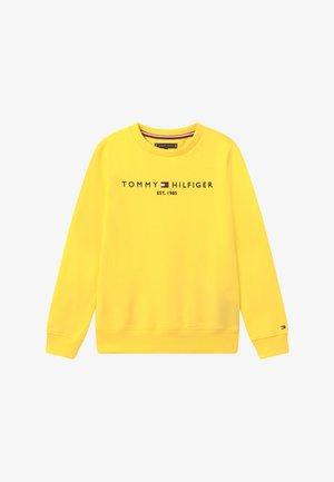 ESSENTIAL UNISEX - Sweatshirt - yellow