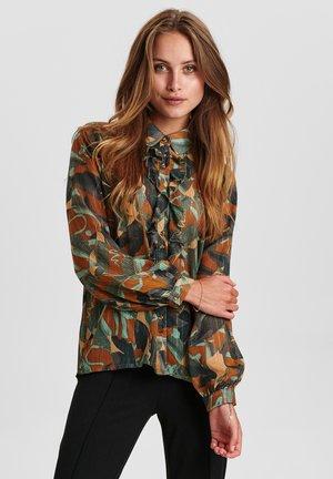 NUCALIXTA - Overhemd - multi coloured