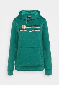 Burton - OAK - Sweatshirt - antique green heather - 0