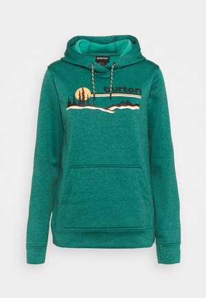 OAK - Sweatshirt - antique green heather
