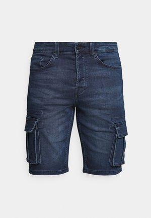 ONSAVI LIFE  - Shorts di jeans - blue denim