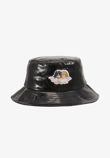 ANGELS BUCKET HAT - Klobouk - black