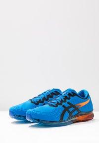 ASICS - GEL-QUANTUM INFINITY - Neutrální běžecké boty - electric blue/black - 2
