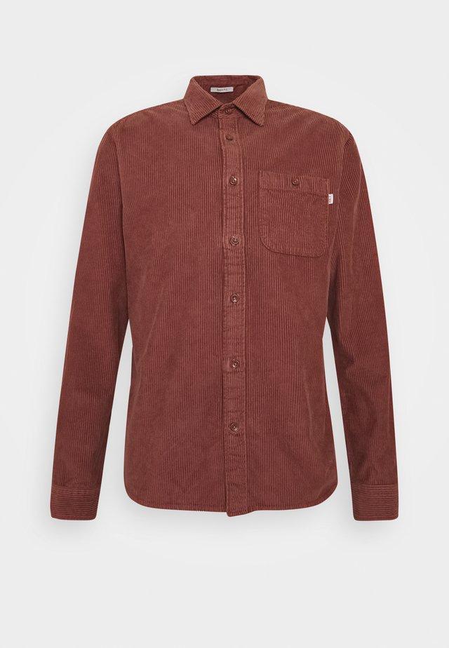 Shirt - rust