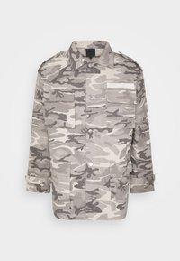 COACH JACKET - Summer jacket - brown