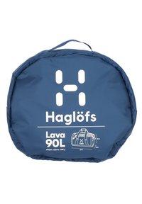 Haglöfs - LAVA 90 - Holdall - blue ink/tarn blue - 3