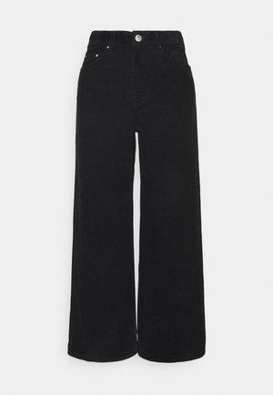 KIRI - Trousers - black