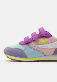 Fila - ORBIT - Sneaker low - bay/peach blush