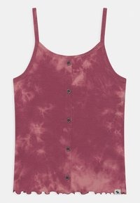 Abercrombie & Fitch - BEST BACK BUTTON - Top - purple - 0