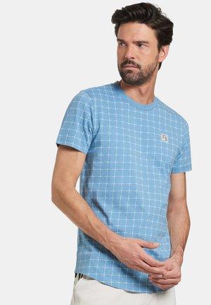 TOBI - T-shirt print - blue