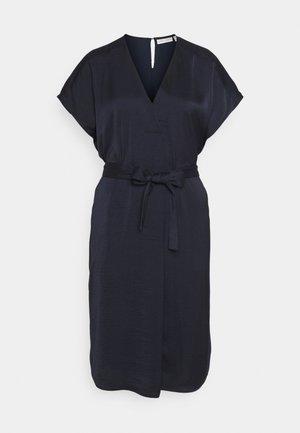 RINDA DRESS - Day dress - marine blue