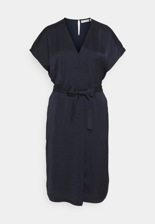 RINDA DRESS - Day dress - marine blue