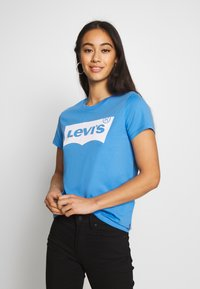Levi's® - THE PERFECT TEE - T-shirt imprimé - marina - 0